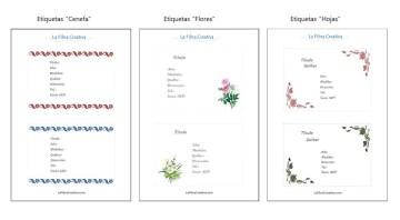 plantilla etiquetas para quilt personalizables quilt labels