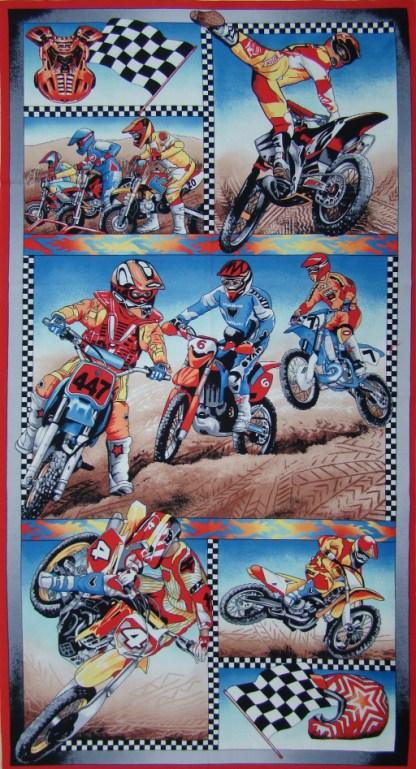 Motocross Panel