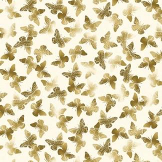 Butter Flutter - Cream 8636M-07