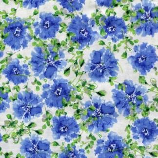 Spring in Versailles - Blue HTC3025A