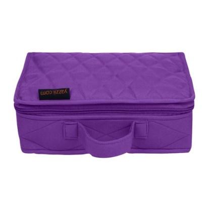 Mini Organizer - Large (Purple)