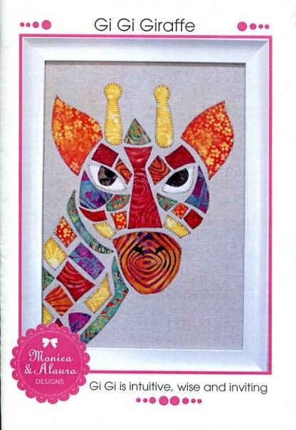 Gi Gi Giraffe Pattern