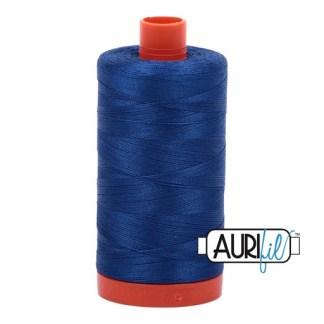 Aurifil Thread Mako' NE 50 2740, 1300 metre spool