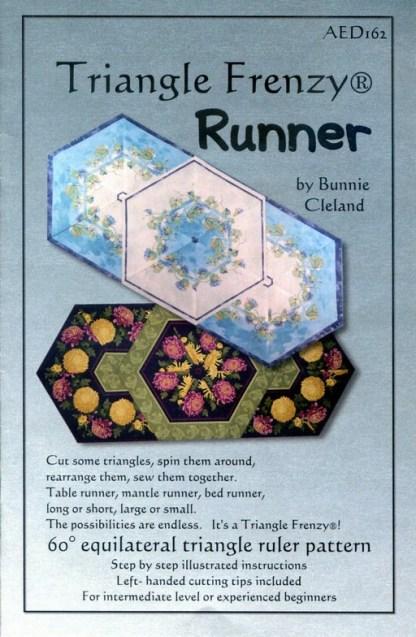 Triangle Frenzy Runner Pattern