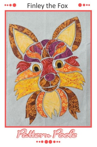 Finley the Fox Pattern