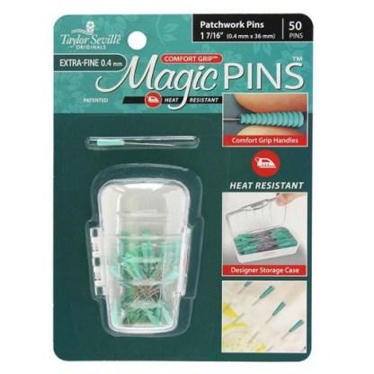 Taylor Seville Magic Pins