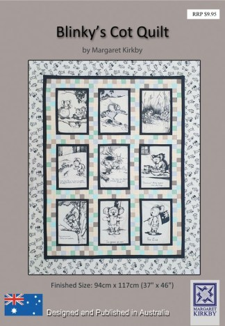 Blinky's Cot Quilt Pattern