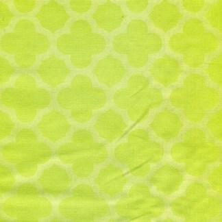 Quatrefoil SC435-32 Lime