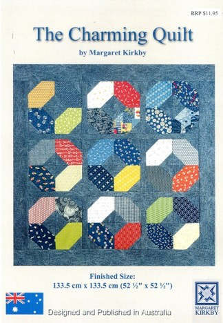 The Charming Quilt Pattern