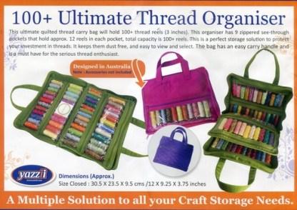 Ultimate Thread Organiser - Purple