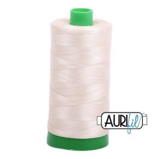 Aurifil Thread Mako' NE 40 2310, 1000 metre spool