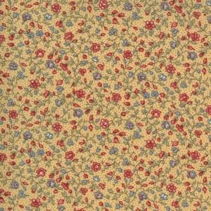Jardin De Fleurs 13895-13 Saffron
