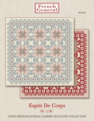 Esprit De Corps Pattern by French General