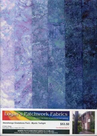 Stonehenge Gradations Pack - Mystic Twilight