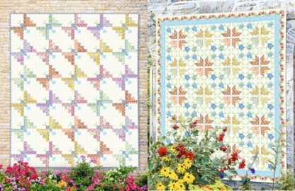 Charming Floral Quilts - Image 1