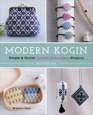 Modern Kogin (Book) ISBN 978-1-78221-894-4
