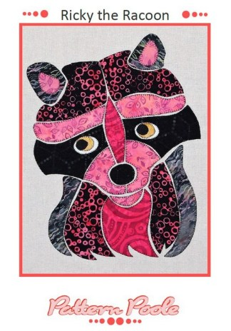Ricky the Racoon Pattern
