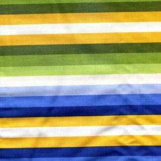 Sassy Stripe PWJS047-Blue