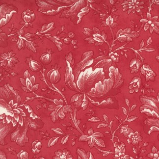 Cranberries and Cream 44260 12 Red