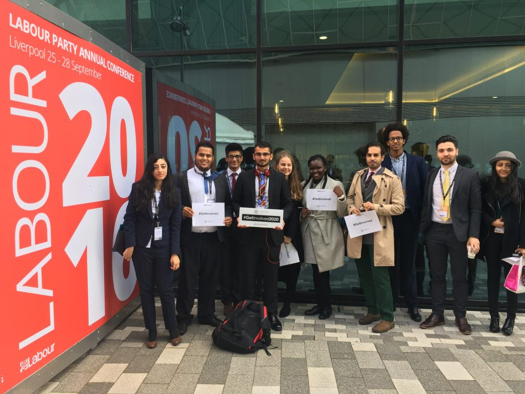 Labour Conference 2016 #GetInvolved2020