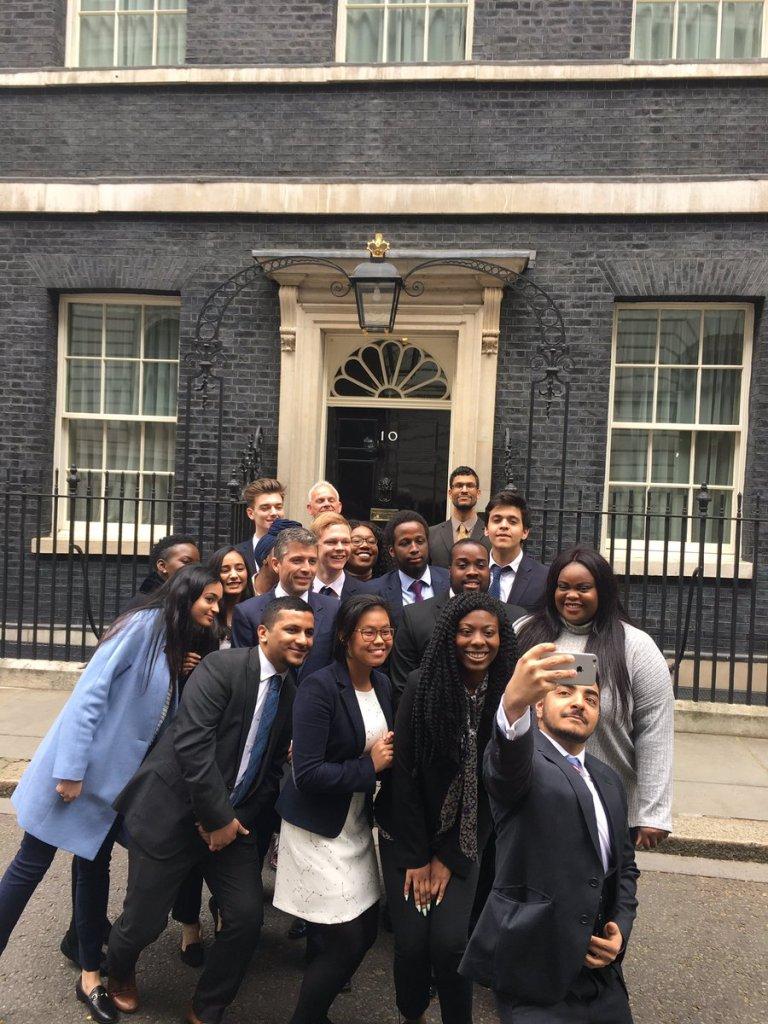 Master Class – 10 Downing Street