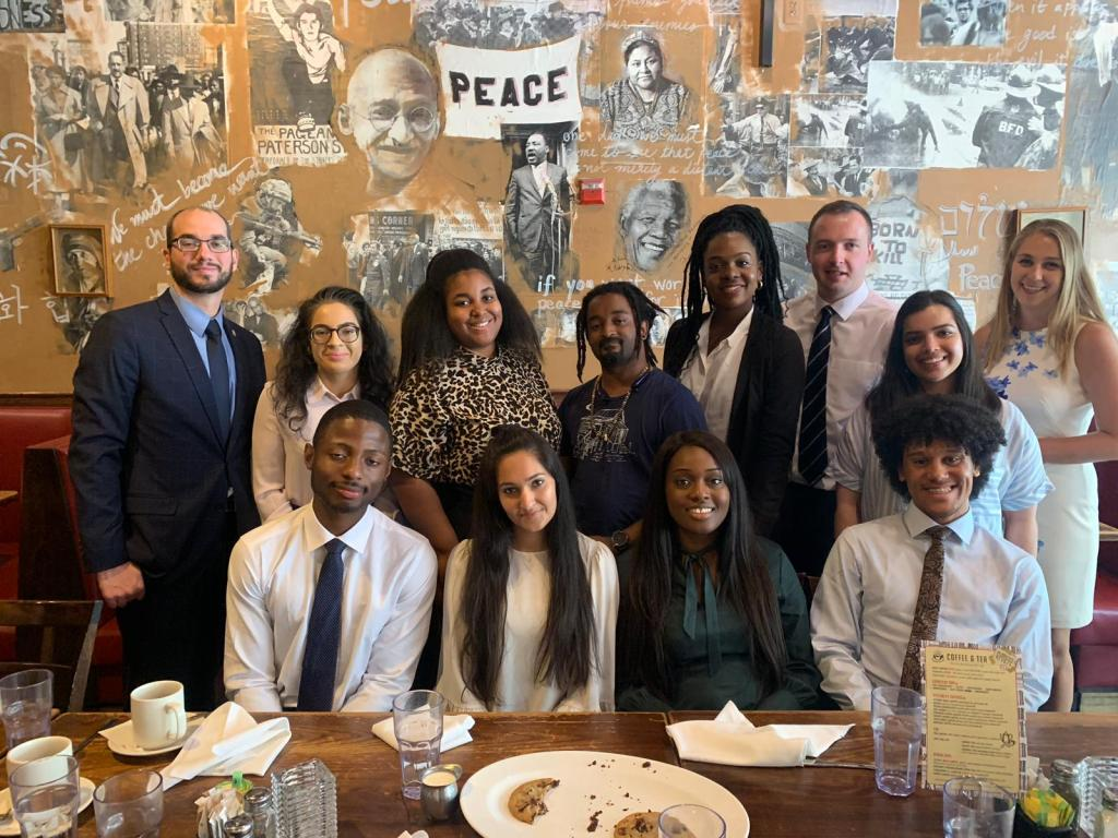 Privilege, History & Determination: Reflections on the IVLP 2019