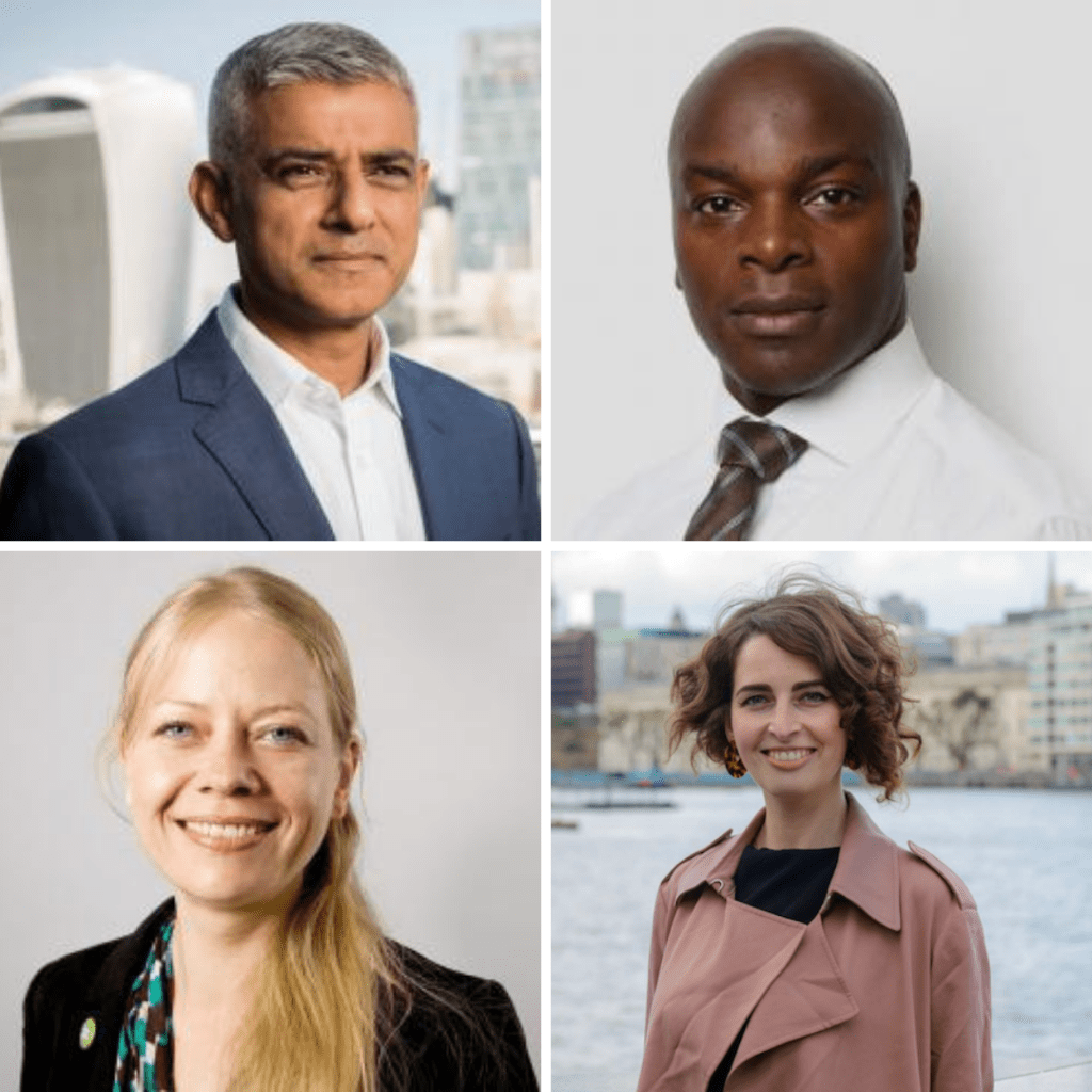 London Mayoral Elections 2021: In Conversation With the Candidates
