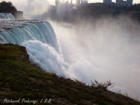 American Falls from USA side