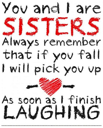 Thankful For My Sister Quotes : thankful, sister, quotes, Thankful, Sister, Patchwork, Ponderings