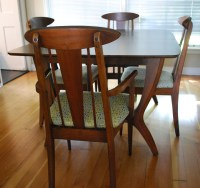 Mid-century Garrison Furniture Co. dining set | The ...