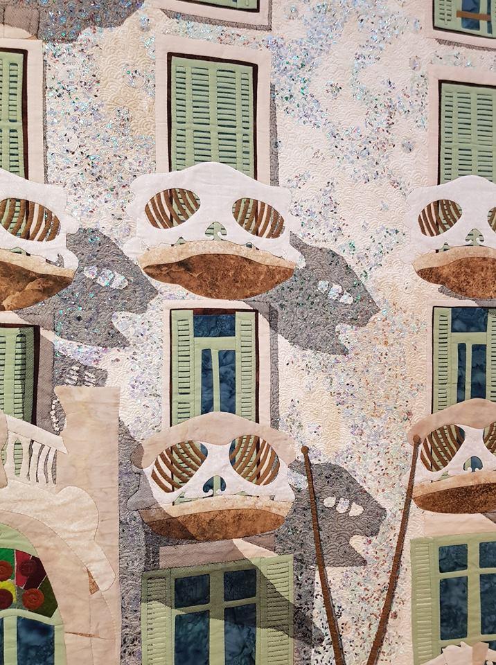 Detalle Casa Batlló