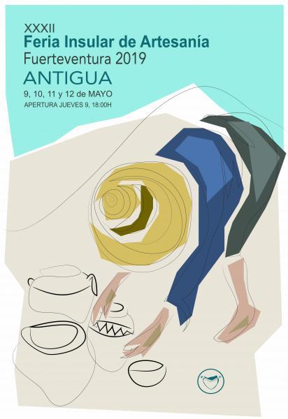 Cartel FIA Antigua 2019