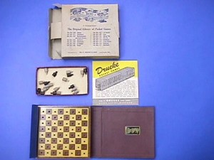 Another Example of the Checkers Board Game