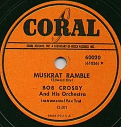 1950s Coral Label