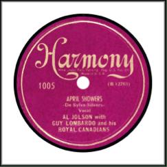 Harmony Puce Post World War II