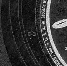Scranton Capitol Records Stamp