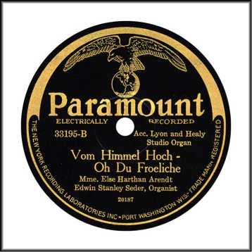 paramount records | patcosta