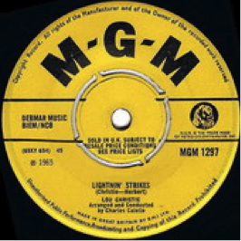 Record Label Post WW2: Often the MGM record will be a quad-center with or with-out text on the quad-center.
