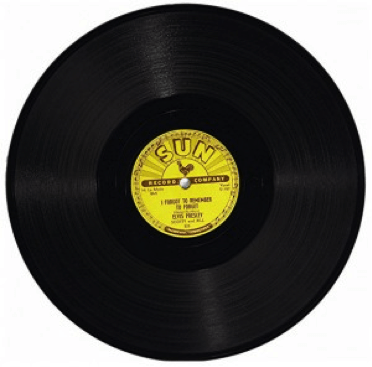 Record Label: Early Sun Record in a 78 format. Would make the switch to a 45 format in early 50s.