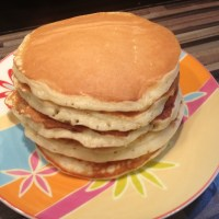 American time : Pancakes moelleux