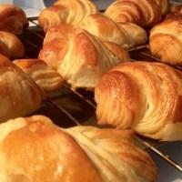 Boulangerie : Croissants au beurre