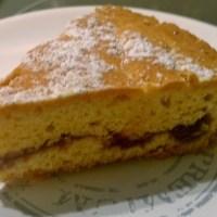 A l'heure du goûter : Gâteau basque à la framboises