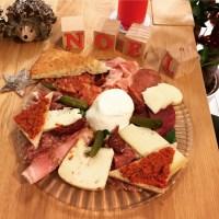 L'Italie dans l'assiette : Charcuteries et fromages
