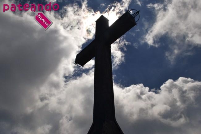 Cruz de Peña Oroel