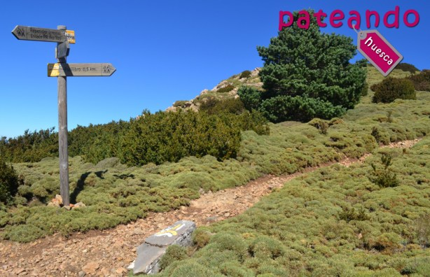 Ascensión al Puchilibro, Huesca