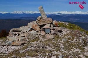 Cima del Pico Fragineto