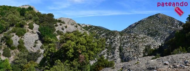 Subida al Pico Borón