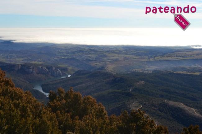 Vistas desde el Pico Montidinera