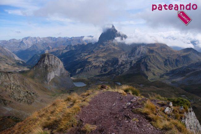 Cima del Pico de los Monjes