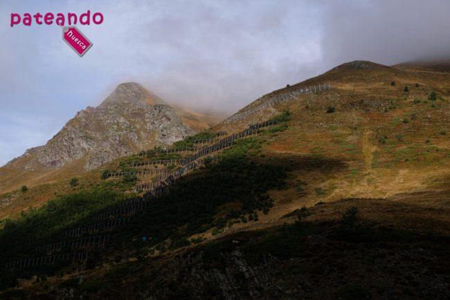 Protecciones contra avalanchas
